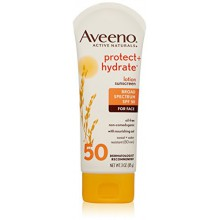 Aveeno Protect + Hydrate SPF50 Lotion, 3 oz