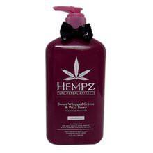 Hempz Sweet Whipped Creme & Wild Berry Moisturizer 17 Ounce