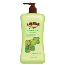 Hawaiian Tropic After Sun Lime Coolada Moisturizing Sun Care Lotion - 16 Ounce (Pack of 3)