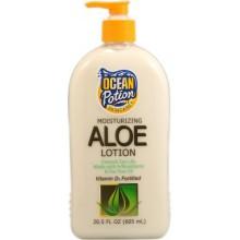 Ocean Potion Aloe After Sun Lotion-20.5 oz