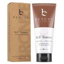 Self Tanner - Organic & Natural Bronzage pour le meilleur Bronzer et Golden Tan - Alternative Dye-Free à Vaporiser Pour