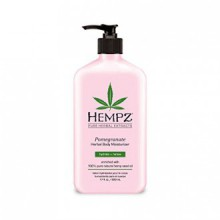 Hempz Herbal Hydratant pour le corps, Light Pink, Grenade, 17 Fluid Ounce