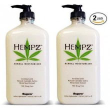 Hempz Herbal Hydratant 17 Oz Pack 2