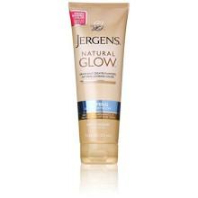 Jergens Natural Glow Fermeté Hydratant, juste à la peau moyenne Tones 7,5 Onces