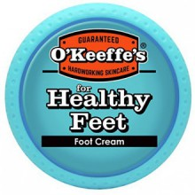 O'Keeffe's for Healthy Feet Foot Cream, 3.2 oz., Jar