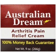 Australian rêve Arthritis Pain Relief Cream, 9 Ounce