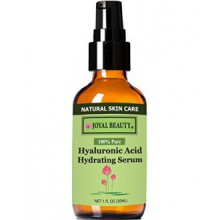 Top 1 Calificación hialurónico hidratante suero ácido 100 Puro por Joyal de belleza. La forma más pura. Todo natural. Vegetarian