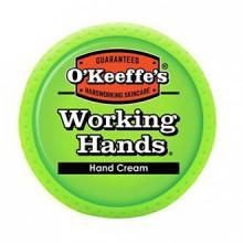 Mains de travail Crème pour les mains de O'Keeffe, 3,4 oz, Jar