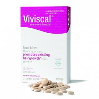 Viviscal Extra Strength Cheveux nutriments comprimés, 60 comprimés (emballage peut varier)