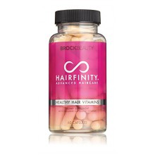 Vitamines Brock Beauty Hairfinity Healthy Hair 60 capsules (1 mois d'approvisionnement)
