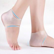 Fasciite plantaire Gel Protecteur Heel Cushion - Sleeve Pied pour soulager instantanément la douleur et la pression - Solution e