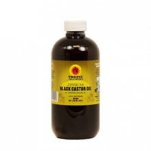 Tropic Isle Jamaican Black Castor Oil 8oz with an Applicator, Big Sale!! - Safe Pet Bottle Packaing