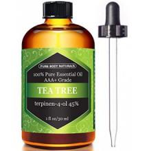 Pur Naturals corps pur Naturals Body Tea Tree Oil, 1 fl. Oz