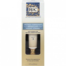 RoC Retinol Correxion Sensitive Night Cream, 1 Oz