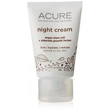 Acure Night Cream, 1.7 fl oz