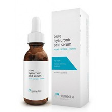 Best-Selling Hyaluronic Acid Serum for Skin-- 100% Pure-Highest Quality, Anti-Aging Serum-- Intense Hydration + Moisture,