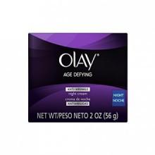 Olay Age Defying Anti-Wrinkle Night Face Cream 2 Oz