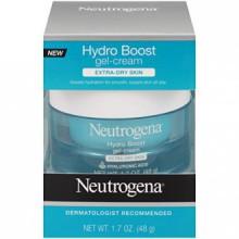 Neutrogena Hydro Boost Gel-Crème, Extra-Dry peau, 1.7 Oz