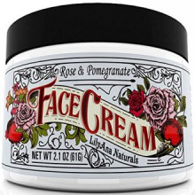 Face Cream Moisturizer (2oz) 95% Natural Anti Aging Skin Care