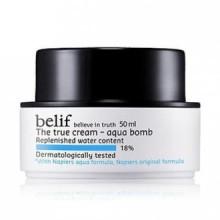 belif La vraie crème Aqua Bomb [Korean Import]