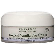 Crème de jour Eminence Tropical Vanilla SPF 32 2 oz / 60 ml
