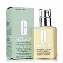 Clinique Dramatically Different Lotion hydratante + 4,2 onces liquides avec pompe