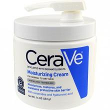 CeraVe crème hydratante avec pompe, 16 Ounce