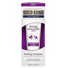 Gold Bond ultime Fermeté Neck & Chest Crème, 2 Oz (Pack 2)