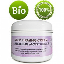 Neck Firming Cream Anti-Aging Moisturizer For Women And Men - Firms Tones And Lifts Delicate Skin - Anti Wrinkle Cream With