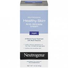 Neutrogena Healthy Skin Crème Anti-Rides Nuit, 1.4 Oz