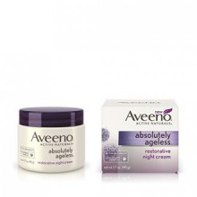 Aveeno Absolutely Ageless, Restorative Night Cream, 1.7 Ounce