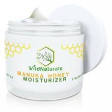 Wild Naturals Face Cream Moisturizer, 2 oz.