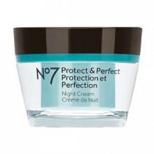 Boots No7 Protect & Perfect Intense Night Cream