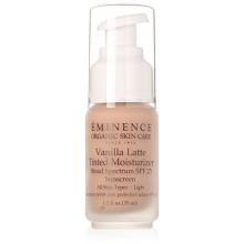 Eminence Vanilla Latte Hydratant Teinté SPF 25, 1.2 Ounce