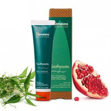 Neem and Pomegranate Fluoride-Free Toothpaste 5.29 Oz/150gm