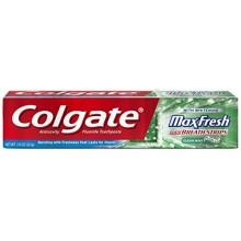 Colgate Max Dentifrice, frais Clean Mint, 7,8 Ounce