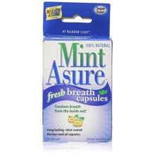 MintAsure Internal Breath Freshener 160 ct