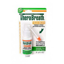 TheraBreath Dentist Recommended Fresh Breath Spray for On the Go, 1 Ounce