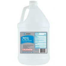 Swan 70% Isopropyl Alcohol, 128 Fluid Ounce