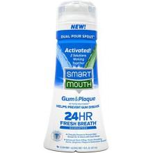 SmartMouth Gum et Plaque Mouthwash, menthe, 16 Fluid Ounce