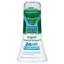 SmartMouth originale Activé Mouthwash Mint 16 oz FL