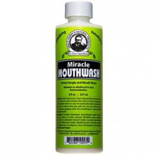Uncle Harry's Natural Alkaline Miracle Mouthwash (8 fl oz)