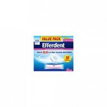 Efferdent Anti-bactérienne Denture Odeur Cleanser (252 comprimés)