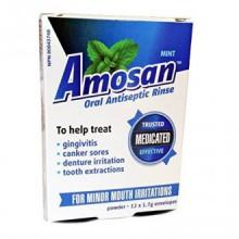Amosan Rinse Antiseptique Oral - 68,635% Perborate de sodium monohydraté