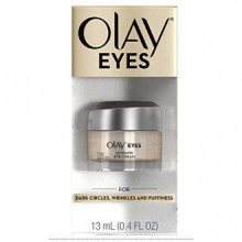 Olay Eyes Ultimate Eye Cream for Wrinkles, Puffy Eyes and Under Eye Dark Circles, 0.4 Fl Oz