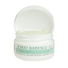 Mario Badescu Hyaluronique Crème pour les yeux, 0,5 oz