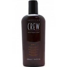 American Crew Classic 3-in-1 Shampoo ainsi Conditioner, 8.4 Ounce