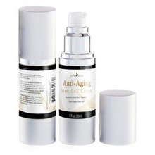 Stem Cell Therapy Anti Aging Face Cream Daily Moisturizer with Swiss Apple Stem Cells by YouTurn USA Organic Skin Care