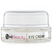 Best Eye Cream for Wrinkles, Dark Circles and Puffiness with Vitamin C and Glycolic Acid | Enriched with Green Tea, Rosehip