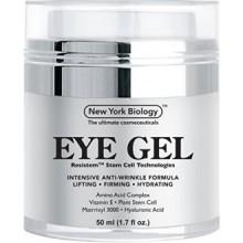 New York, la crème Biologie des yeux pour les cernes, les poches et ridules - 1,7 fl oz